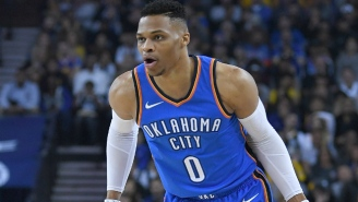 Russell Westbrook Honored Nick Collison With A Lovingly NSFW Statement About His Career