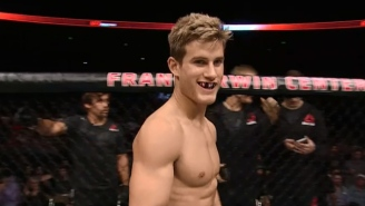 Fans Are Divided After UFC Golden Boy Sage Northcutt Gets The Hometown Decision