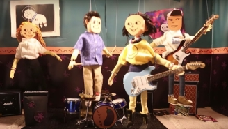 Frankie Cosmos Become DIY Marionettes In The Hyper 'Being Alive' Video