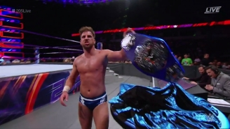 The Best And Worst Of WWE 205 Live 2/13/18: There Is A Tyranny In The Womb Of Every Drewtopia