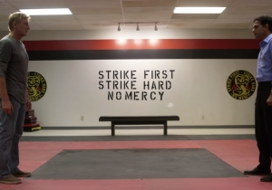 The 'Cobra Kai' Trailer Puts 'Karate Kid' Rivals Front And Center, But Will They Fight?