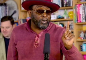 Big Daddy Kane's Tiny Desk Concert Is Chock Full Of Pioneering Rap Classics