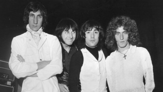 The Who Plan To Release A Live Album From An Iconic Gig At The Fillmore East In 1968