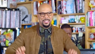 Common's New Supergroup Debuts Two New Songs In A Soulful Tiny Desk Concert