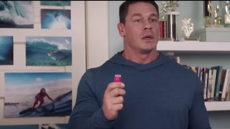 John Cena Eats Undies, Butt-Chugs, And More In The New 'Blockers' Trailer