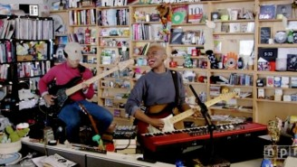 Vagabon Debuted The Gorgeous New Song 'Full Moon In Gemini' For Their NPR Tiny Desk Concert