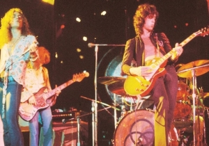 Led Zeppelin Is Issuing An Unreleased Version Of 'Rock And Roll' For Record Store Day