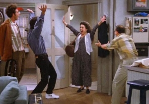 Jerry Seinfeld Gives The Most Positive Outlook On A 'Seinfeld' Reunion He's Possibly Ever Had