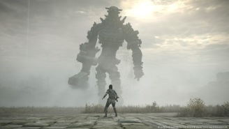 'Shadow Of The Colossus' Polishes A Beautiful Antique