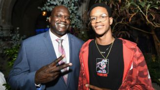 Shareef O'Neal Cited 'Current Events' As His Reason For Decommitting From Arizona Basketball