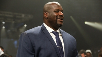 Shaq Ruffled A Few Feathers When He Paid Off His Super Bowl Bet