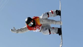 Shaun White Wins His Third Olympic Gold Medal With A Dramatic And Near-Perfect Final Halfpipe Run