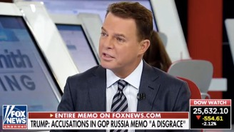Fox News' Shep Smith Tears Apart The Nunes Memo For Lacking A Smoking Gun: 'I Don't See It'