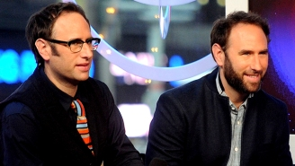 The Sklar Brothers On 'Poop Talk' And The Suppression Of Bidets In American Culture