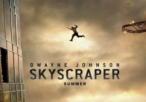 Watch The Rock Make An Impossible Leap In The Trailer For 'Skyscraper'