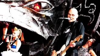 The Smashing Pumpkins Reunion Is Imploding — And Therefore Is Already A Great Success