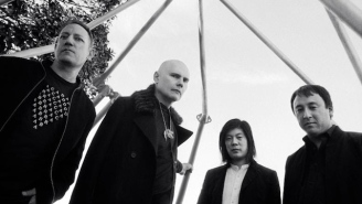 Billy Corgan's Proposed Setlist For The Smashing Pumpkins Reunion Tour Includes Some Wild Cover Songs
