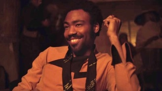 Lando's Co-Pilot In 'Solo: A Star Wars Story' May Be An Old School Star Wars Reference