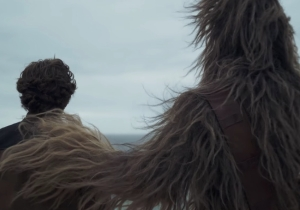 Here's Our First Look (Finally!) At 'Solo: A Star Wars Story'