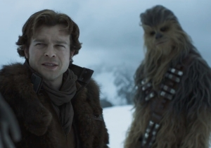 The 'Solo: A Star Wars Story' Full-Length Trailer Takes Flight