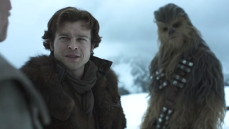 George Lucas Helped Direct A Scene In 'Solo: A Star Wars Story'