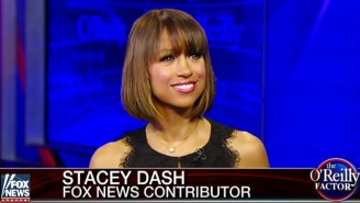 Former Fox News Contributor And 'Clueless' Star Stacey Dash Is Running For Congress