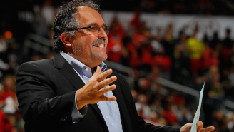 Stan Van Gundy Thinks A Lot Of The Arguments For The One And Done Rule Are 'Racist'