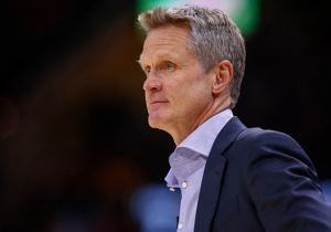 Steve Kerr Endorsed Beto O'Rouke For President After His Loss To Ted Cruz