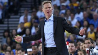 Bob Myers And Steve Kerr Weren't About To Get Fined For Talking About LeBron To The Warriors