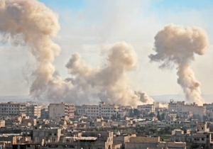 A Syrian Air Strike Has Killed At Least 100 Civilians, Including 20 Children