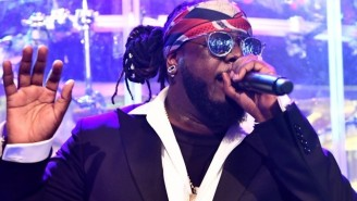T-Pain Says He Fired His Old Managers Because They Made Him Do A Quincy Jones Remake