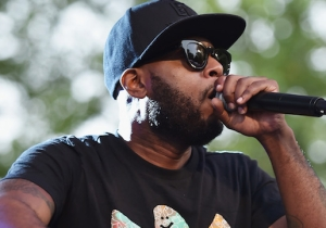 Talib Kweli Says Yasiin Bey's Black Star Reunion Announcement Surprised Him As Much As Anyone