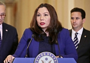 Tammy Duckworth Responds To Trump's Treason Accusation: I Didn't Swear An Oath To 'Cadet Bone Spurs'