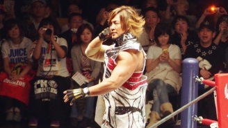 New Japan Pro Wrestling's Tanahashi Finally Explains Why Wrestlers Don't Just Dodge Every Move