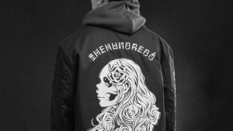 The Hundreds Collaborates With Japanese Artist Usugrow For A Special Collection