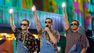 The Lonely Island Are Finally Performing Their First Ever Live Concert