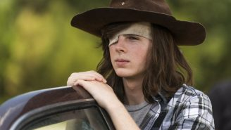 Maybe Carl Won't Die On 'The Walking Dead,' After All, Teases Robert Kirkman