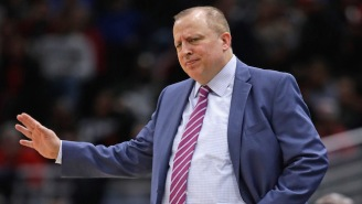 LeBron James Reportedly Would Like Tom Thibodeau To Join The Lakers As An Assistant