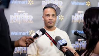 TI Gave Away 300 Tickets To An Advance Screening Of 'Black Panther'