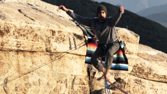 How Walking A Slackline Helped Me Learn To Balance My Life