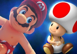 'Super Mario Odyssey's' Producer Answers Tough Questions About Mario's Nipples And Toad's Mushroom Head