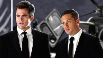 Tom Hardy And Chris Pine Top The Rumored 'Call Of Duty' Movie Director's Wishlist