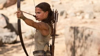 Alicia Vikander Added 12 Pounds Of Pure Muscle To Bring Lara Croft To Life For 'Tomb Raider'