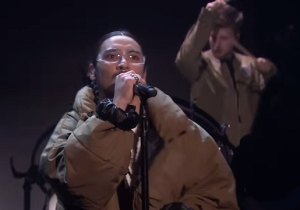 Towkio Provides A 'Symphony' Of Energy During His Performance On 'The Tonight Show Starring Jimmy Fallon'