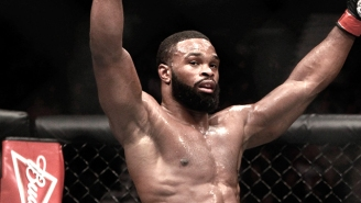 UFC Champion Tyron Woodley Discusses Feuding With Dana White And The Shifting Wants Of Fans