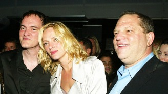 Jessica Chastain, Asia Argento, And Others Praise Uma Thurman For Speaking Out About Weinstein And Tarantino