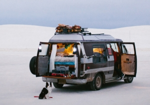 A Van Life Couple Gives Their Close Quarter Tips For Dating On The Road