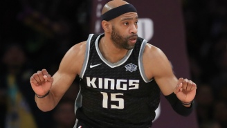 Vince Carter Is 'Ninety-Something Percent Sure' This Is His Last NBA Season