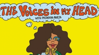 'The Voices In My Head' Is Princess Nokia's Sonic New Show On Beats 1