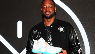 Dwyane Wade On Taking A Hands-On Approach With His Shoe And Apparel Line